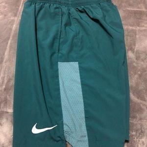 Men's Nike gym shorts running